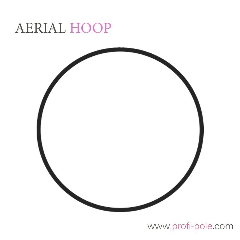 Воздушное кольцо Aerial Hoop без подвеса