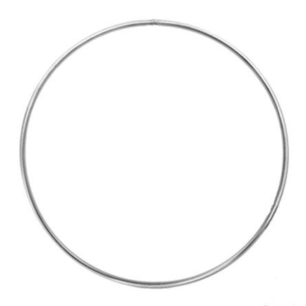 Воздушное кольцо без подвеса нерж. сталь