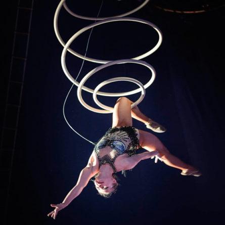 Aerial Spiral — воздушная спираль