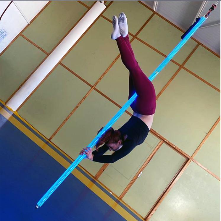 Fly Led Pole