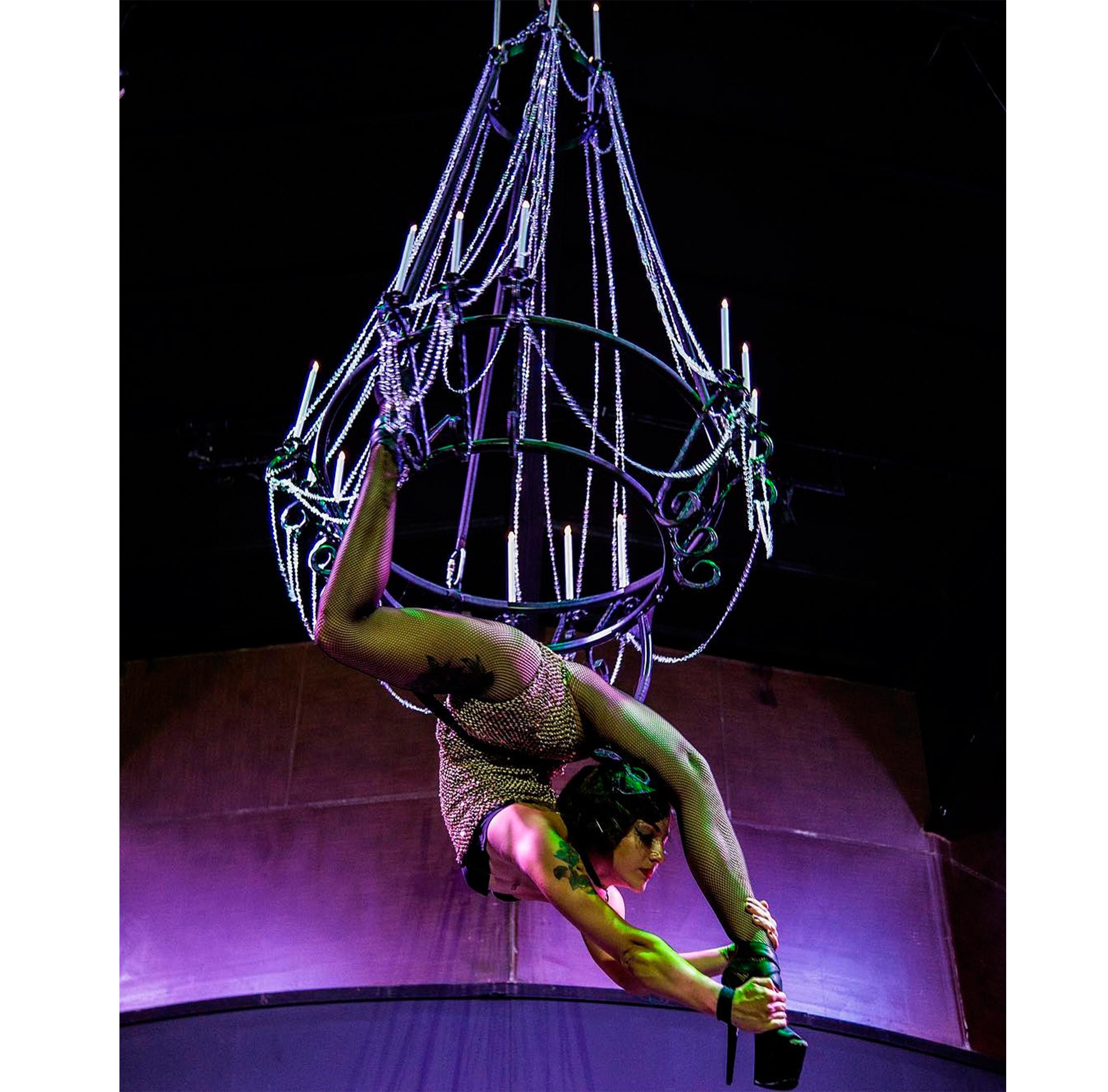Aerial Chandelier – для повітряної гімнастики