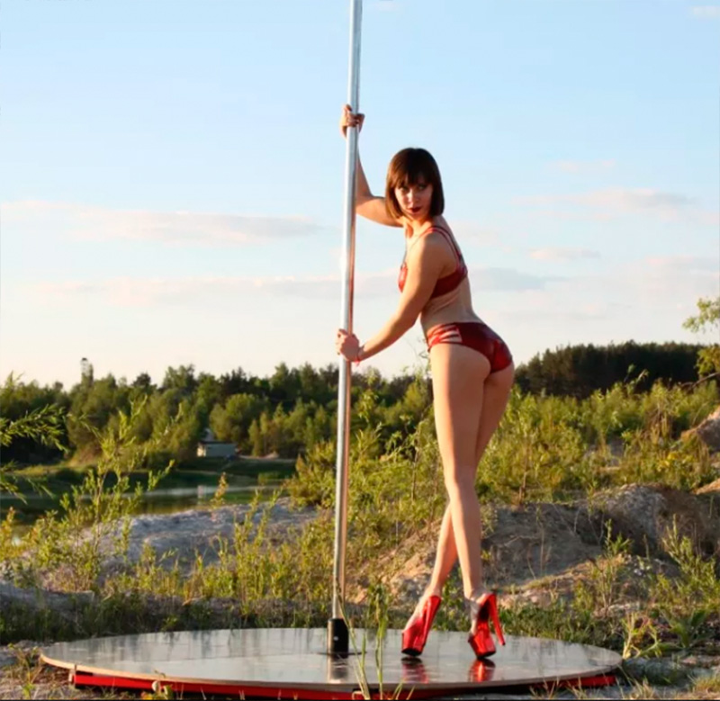Pole Stage