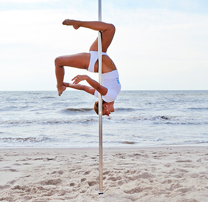 Summer pole для улицы 2 в 1