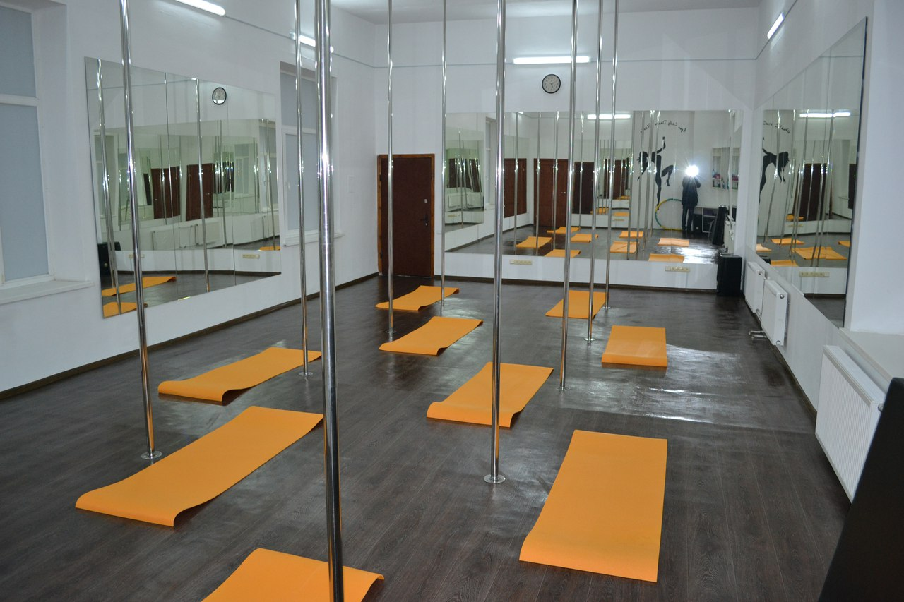«Aqua Lady Dance studio»