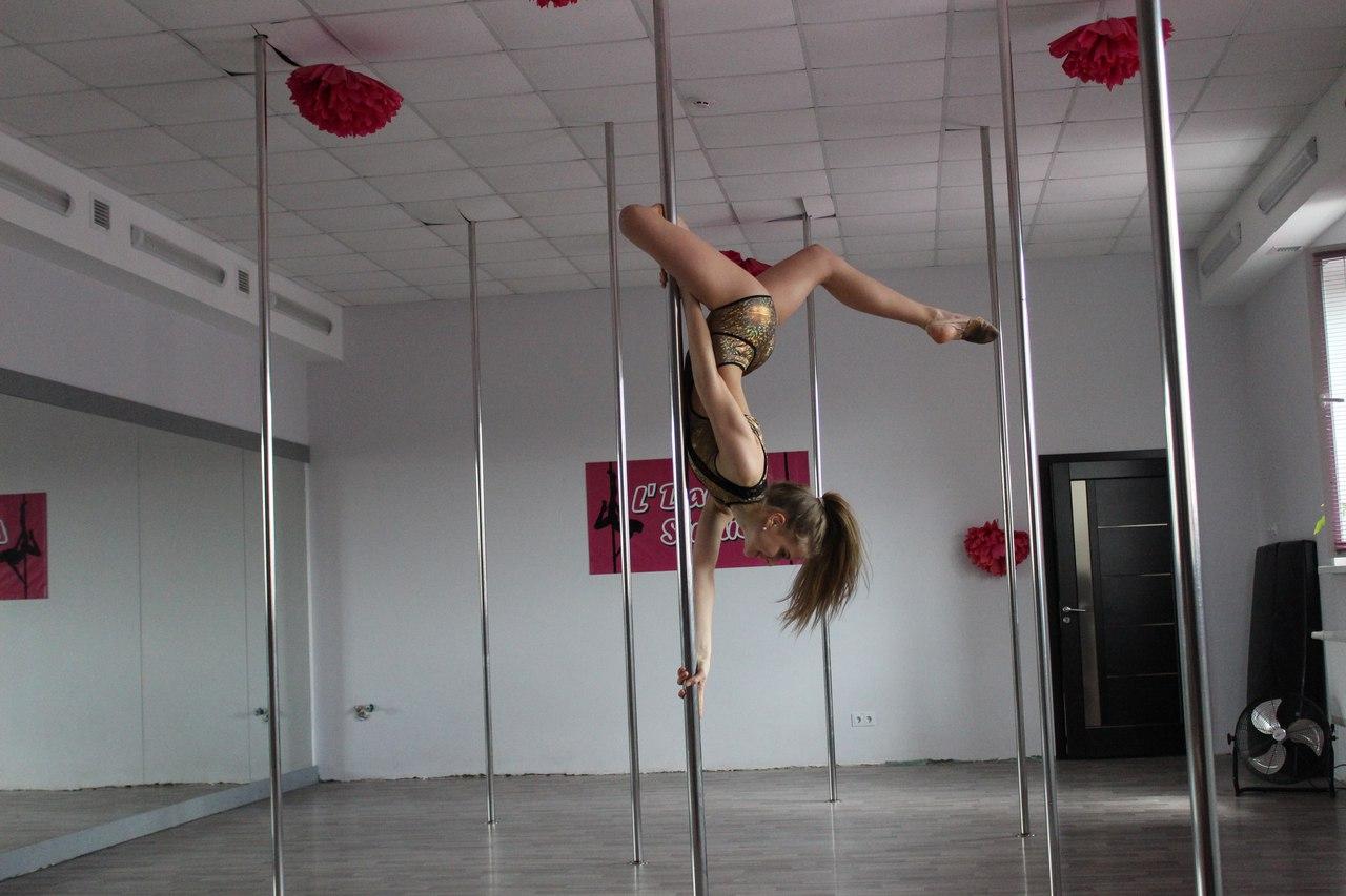 Школа танцю на пілоні в м.Чернігів L'Dance Studio