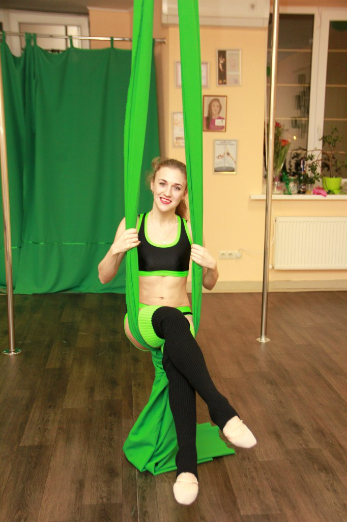 Студия танцев «MARY GREEN pole dance studio»